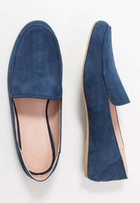 L37 WIDE FIT - DOLCE VITA - Slip-ons - navy blue - 3