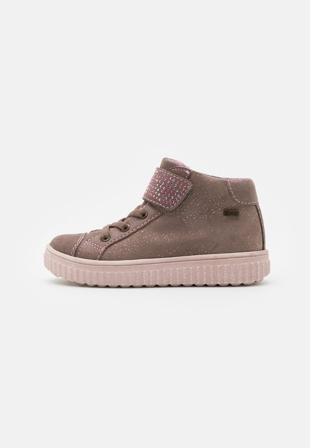 YARA TEX - High-top trainers - stone