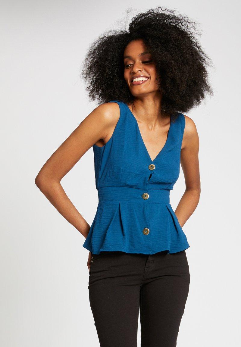 Morgan - Blouse - blue