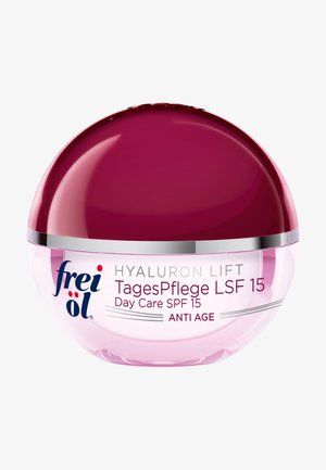 GESICHTSPFLEGE ANTI AGE HYALURON LIFT TAGESPFLEGE LSF 15 - Anti-Aging - -