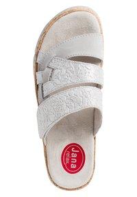 Jana - Slippers - grey/silver - 1