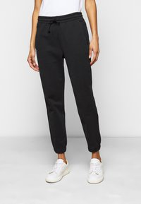 DRYKORN - ONCE - Tracksuit bottoms - schwarz - 0