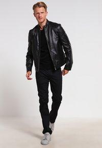 HUGO - Jeans slim fit - black - 1