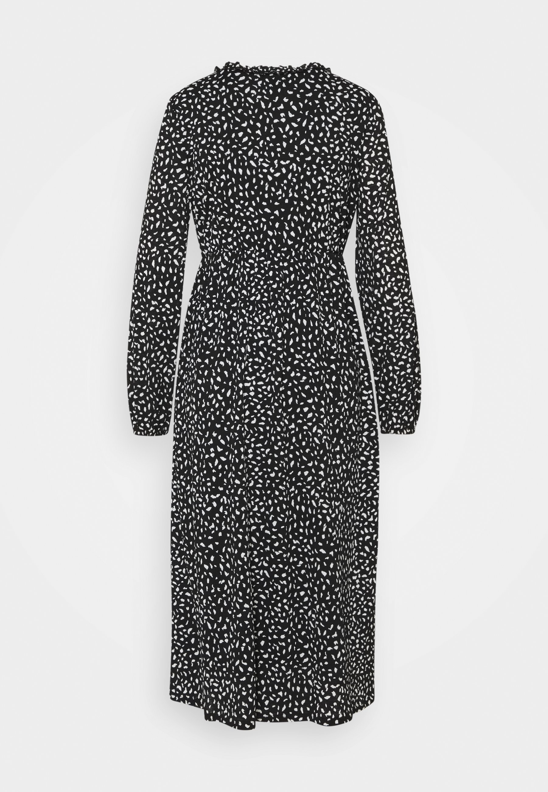 Women ONLPELLA FRILL DRESS PETIT - Jersey dress