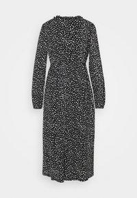 ONLY Petite - ONLPELLA FRILL DRESS PETIT - Vestido ligero - black - 1