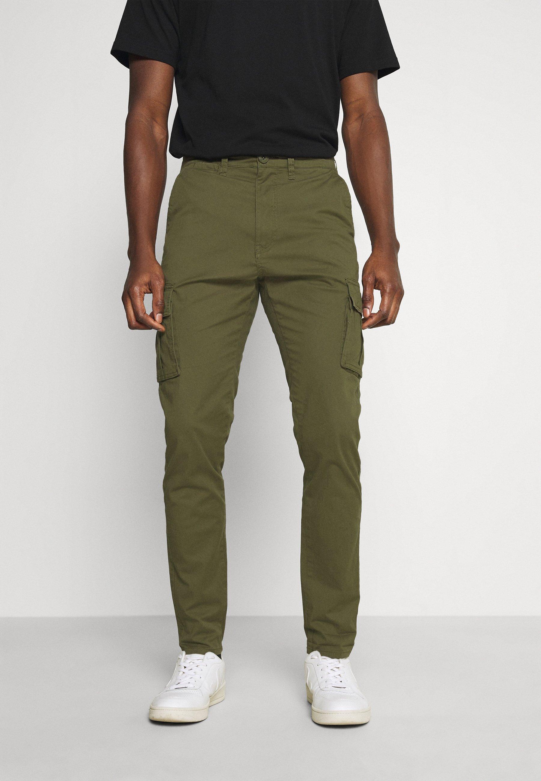 Men TRUC CARGO FIRM WAIST - Cargo trousers