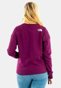 The North Face - Sweatshirt - violet - 2