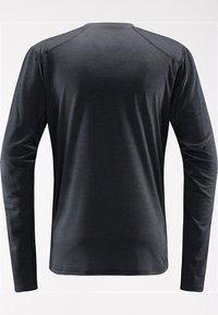Haglöfs - Sports shirt - true black - 5