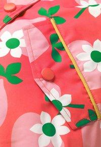 Boden - Winter jacket - blassrot, geometrisches erdbeermuster - 2
