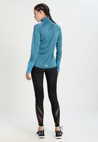 Skins - DNAMIC LONG - Leggings - black - 2