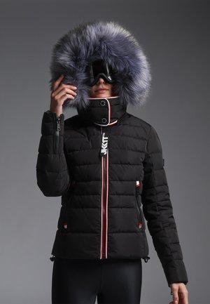CLASSIC - Down jacket - black