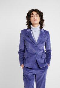 MAX&Co. - DIVINA - Blazer - light blue - 0