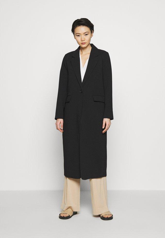 FLORAS ALANNA COAT - Classic coat - black