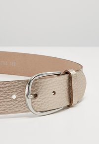 Vanzetti - Belt - light gold - 4
