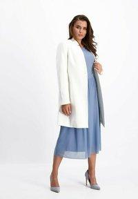 Lavard - Classic coat - ecru - 1