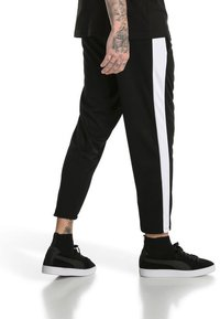 Puma - Jogginghose - black - 2
