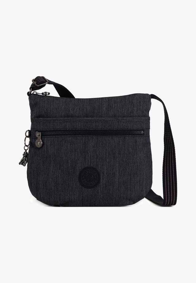 PEPPERY ARTO  - Across body bag - active denim