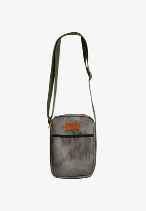Across body bag - camouflage