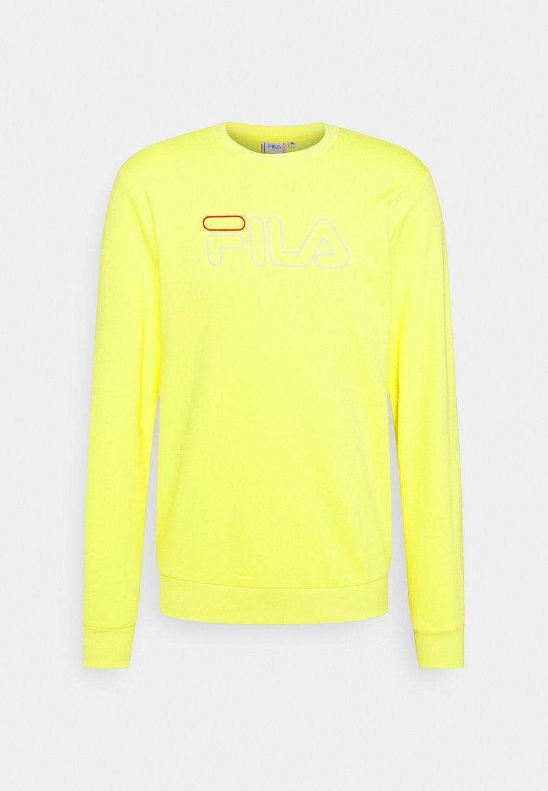 Fila - LIAM CREW - Sweatshirt - aurora