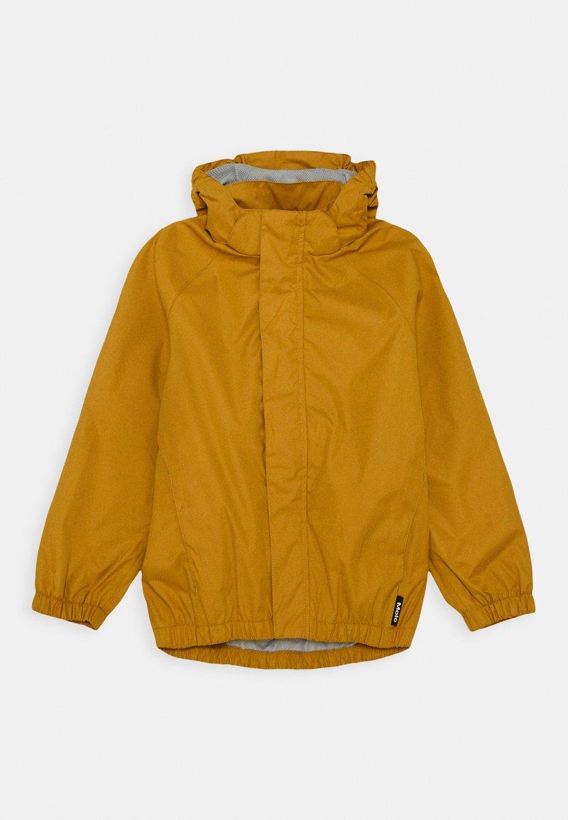 Molo - WAITON - Waterproof jacket - honey