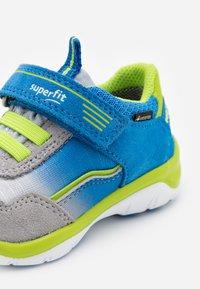 Superfit - SPORT 5 - Tenisky - blau/grün - 5