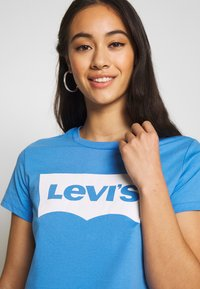 Levi's® - THE PERFECT TEE - T-shirt imprimé - marina - 3
