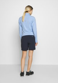 Jack Wolfskin - SHORTS - Outdoor trousers - night blue - 2