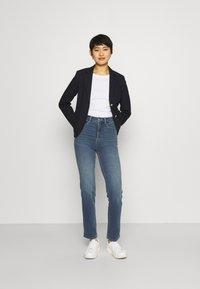 Marks & Spencer London - Straight leg jeans - light-blue denim - 1