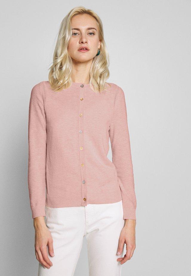 SKETCH CARDI - Cardigan - pink