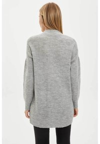DeFacto - Cardigan - grey - 2