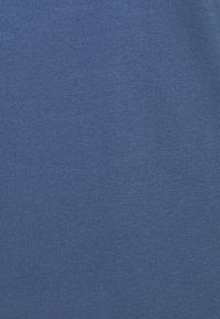 adidas Performance - T-shirt print - blue - 6