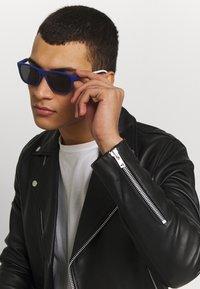 Lacoste - Sunglasses - blue/white - 1