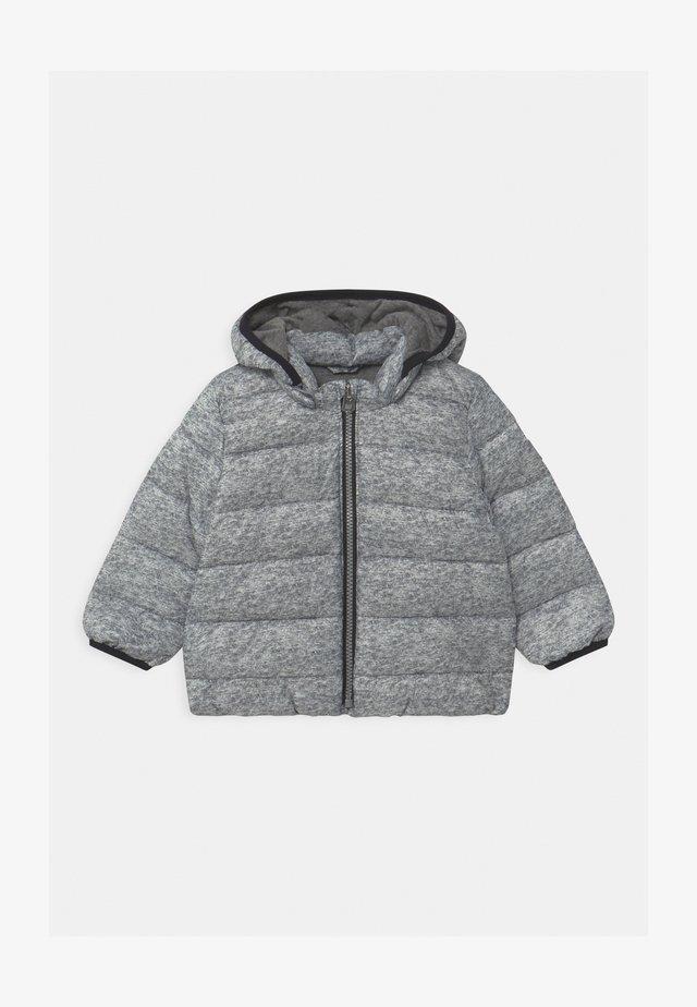 PUFFER - Zimní bunda - flint grey