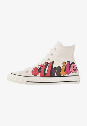 CHUCK TAYLOR ALL STAR - High-top trainers - egret/black