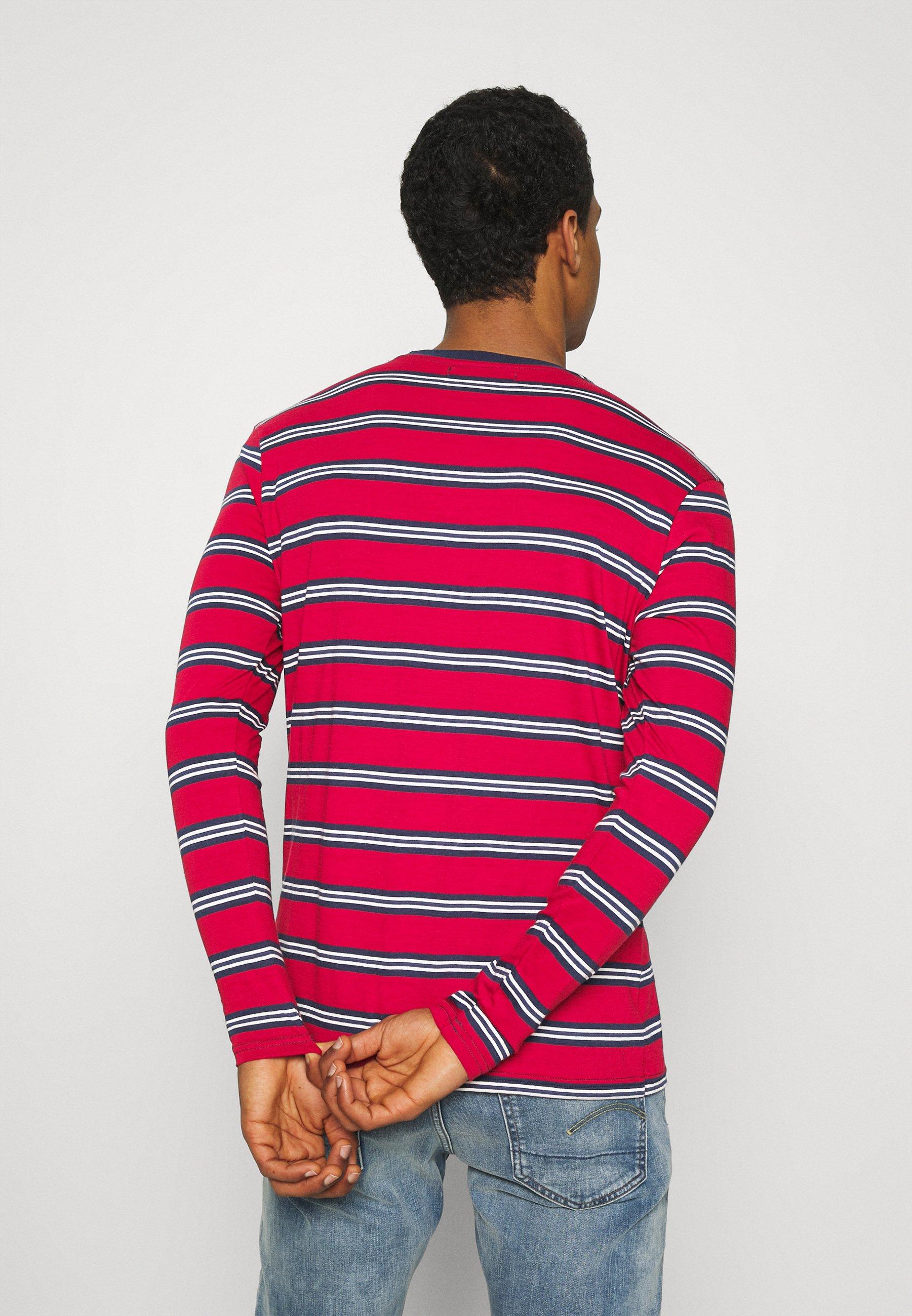 Men CLASSIC HORIZONTAL STRIPE UNISEX - Long sleeved top