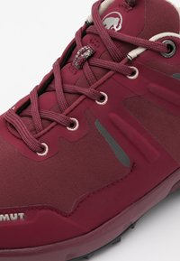 Mammut - ULTIMATE PRO LOW GTX - Hikingsko - merlot/taupe - 5