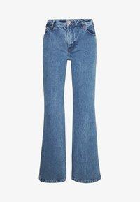 BLANCHE - WINONA - Džíny Straight Fit - vintage blue - 4