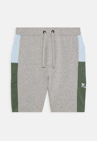 Monta Juniors - PATO - Sports shorts - heather grey - 0