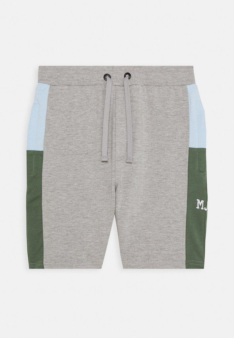 Monta Juniors - PATO - Sports shorts - heather grey