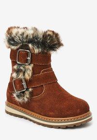 Next - Snowboots  - brown - 2