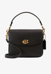 Coach - POLISHED PEBBLED CASSIE CROSSBODY - Handbag - black - 5