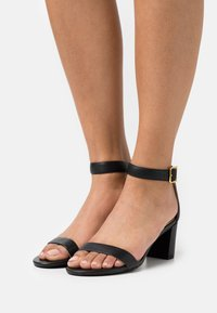 Lauren Ralph Lauren - WAVERLI - Sandals - black - 0