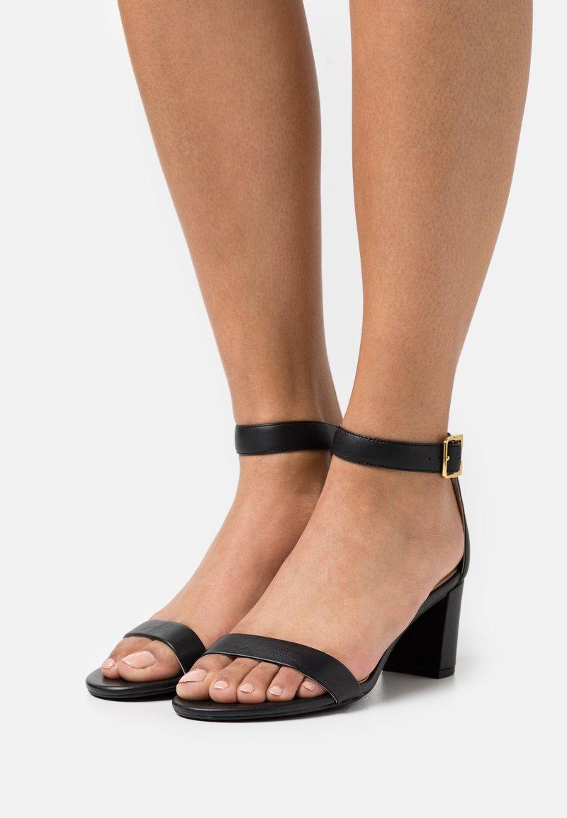 Lauren Ralph Lauren - WAVERLI - Sandals - black