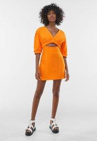 Bershka - Day dress - orange - 1