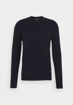 GIROCOLLO - Jumper - dark blue