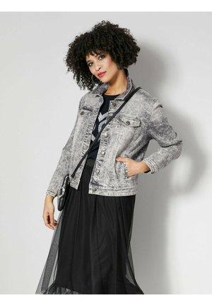 Denim jacket - hellgrau