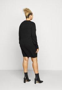 CAPSULE by Simply Be - LIKE DRESS - Jumper dress - black - 2