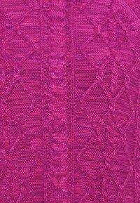 GAP - CABLE CREW - Jumper - pink marl - 5