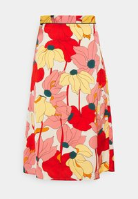 Progetto Quid - GARDENIA - A-line skirt - multi-coloured - 0