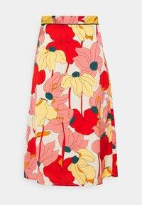 Progetto Quid - GARDENIA - Áčková sukně - multi-coloured - 0